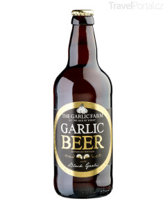 česnekové pivo
