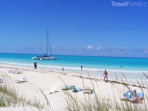 pláž Playa Pilar