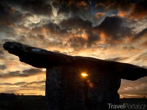 dolmen Poulnabrone
