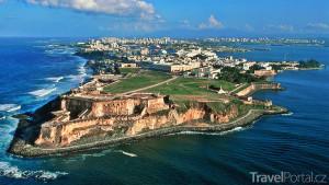 San Juan z výšky