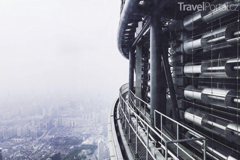 budova Shanghai Tower
