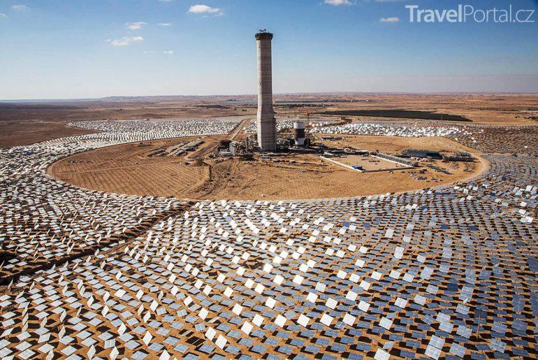 nejvyšší solární věž