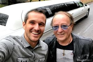 Míra Hejda a Petr Janda