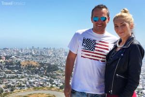 manželé Hejdovi navštívili i San Francisco