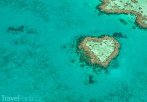 ostrůvek Heart Reef