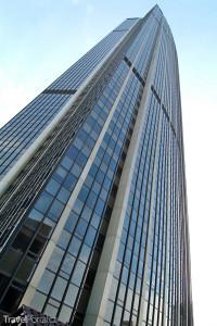 Montparnasse Tower v Paříži
