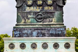 Červencový sloup v Paříži