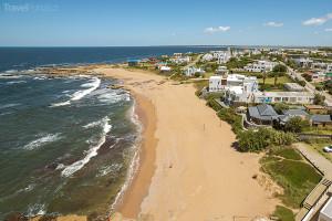 pláž v José Ignacio