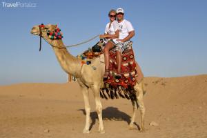 Hejdovi v Egyptě