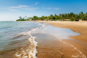 letovisko Morjim ve státě Goa