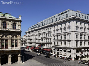 hotel Sacher ve Vídni