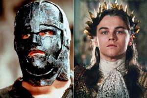 Hlavní roli ve filmu Muž se železnou maskou si zahrál Leonardo DiCaprio.
