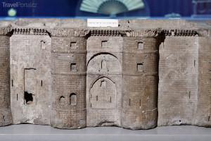 model pevnosti Bastila