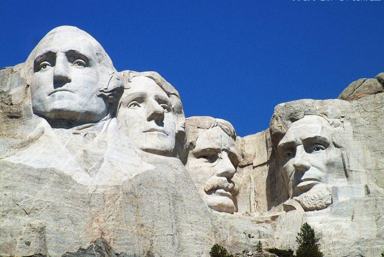 národní památník Mount Rushmore