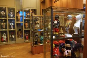čurající chlapeček Manneken Pis má vlastní muzeum