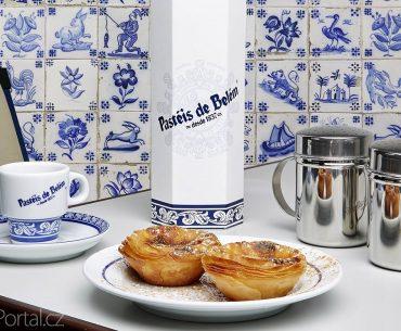 koláčky Pastéis de Belém