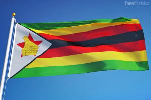 vlajka Zimbabwe