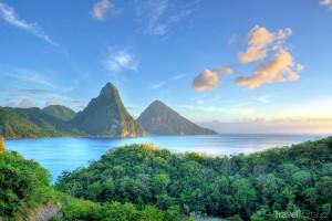 ostrov Svatá Lucie