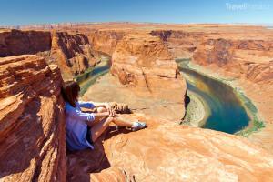 Horseshoe Bend - největší podkova na světě