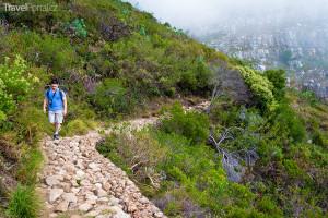 výstup na Stolovou horu