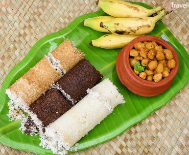 mezi srílanská jídla patří i pittu