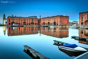 Albertovy doky v Liverpoolu