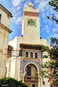 architektura v Alžíru