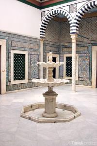 muzeum Bardo v Tunisu