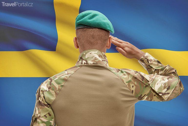povinná vojna bude opět zavedena ve Švédsku