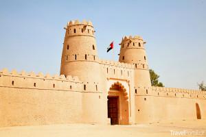 pevnost Jahili ve městě Al Ain