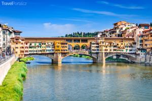 Ponte Vecchio ve Florencii