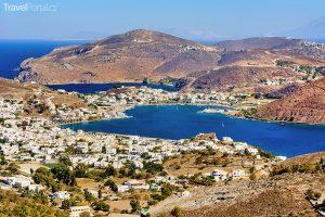 řecký ostrov Patmos
