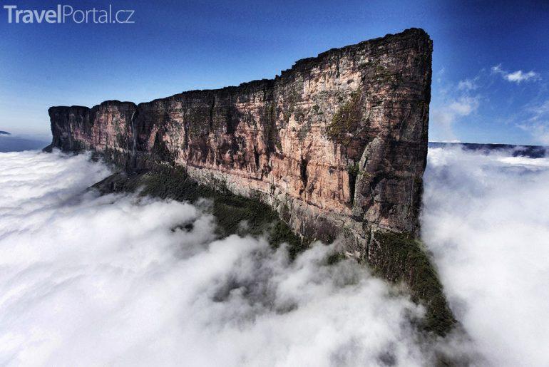 hora Mount Roraima alias Roraima Tepui