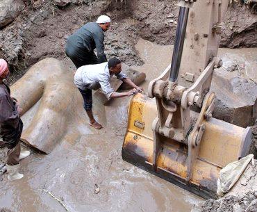 nečekaný nález v Káhiře motá odborníkům hlavu