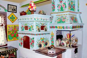 muzeum Felicje Curylowe v obci Zalipie
