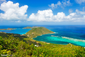 ostrov Virgin Gorda