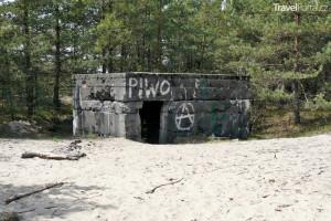 bunkr v poušti