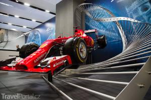 Takto vypadal Autosalon Frankfurt 2015