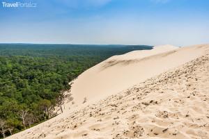 Dune du Pyla v Akvitánii