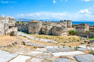 hrad rytířů Řádu sv. Jana