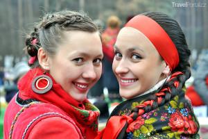 Dívky z Ukrajiny se už těší na bezvízový styk!