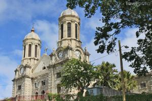 katedrála ve městě St. John's
