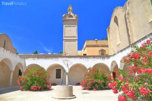 klášter Certosa di San Giacomo