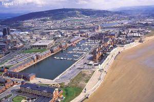 město Swansea