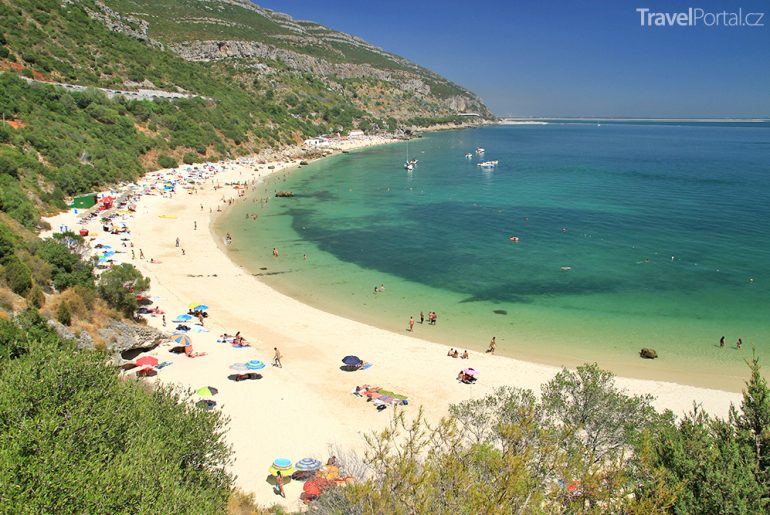 pláž Galapinhos