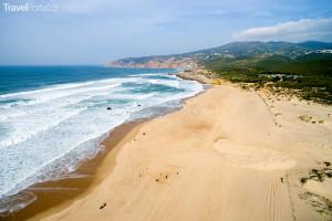 pláž Guincho