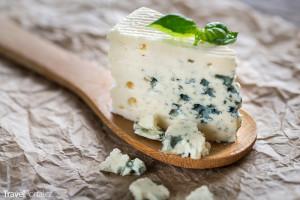 Francouzská kuchyně a sýr Bleu d'Auvergne k sobě neodmyslitelně patří