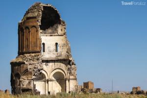 turecké město Ani