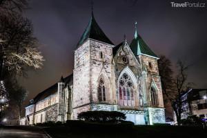 katedrála Stavanger domkirke