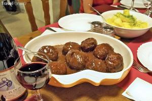 mezi belgické speciality patří i boulet à la liégeoise